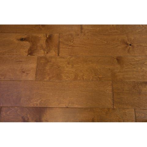 "Hicks Collection Engineered Hardwood in Cardamom - 3/8"" x 6-1/2"" (25.58sqft/case) - 3/8"" x 6-1/2"""