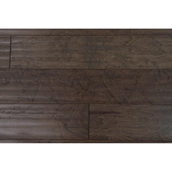 "Combs Collection Engineered Hardwood in Coal - 3/8"" X 5"" (24.5sqft/case) - 3/8"" x 5"""