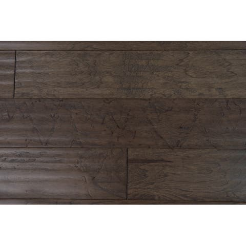 "Combs Collection Engineered Hardwood in Coal - 3/8"" X 5"" (24.5sqft/case) - 3/8"" x 5"""