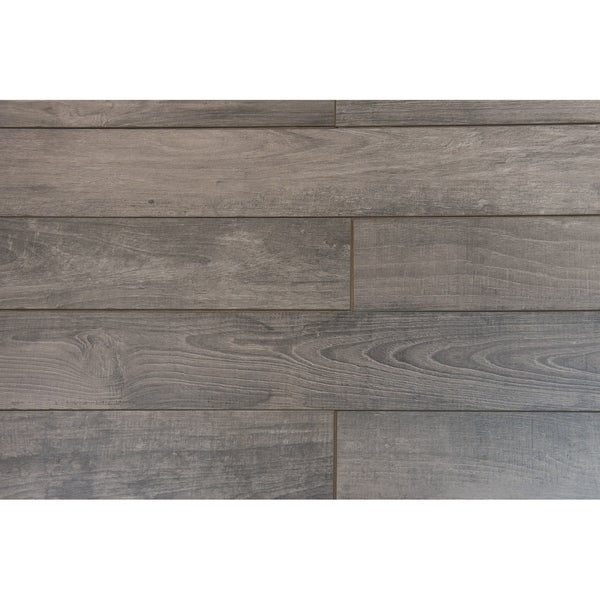 Catalina Collection Laminate in Smoke - (16.28sqft/case)