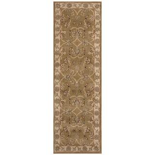 Handmade Mimana Wool Kilim (India) - 2'9 x 9'8