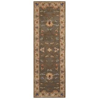 Handmade Mimana Wool Kilim (India) - 3'2 x 5'2