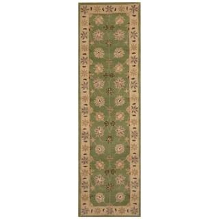 Handmade Mimana Wool Kilim (India) - 2'8 x 4'1