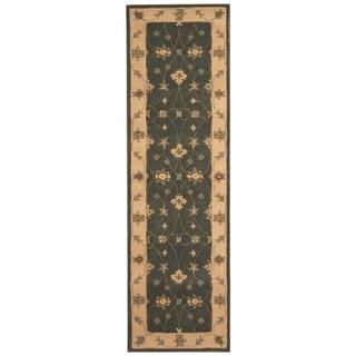 Handmade Mimana Wool Kilim (India) - 2'7 x 4'1