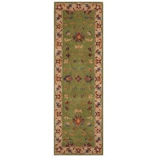 Handmade Mimana Wool Kilim (India) - 3'2 x 6'6