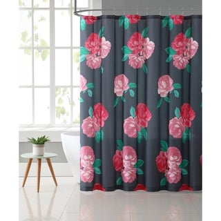 VCNY Home Rosemary Rose Shower Curtain