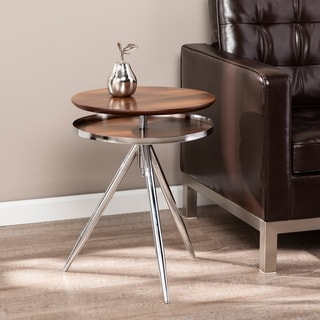 Strick & Bolton Latimore Lift-top Adjustable Accent Table