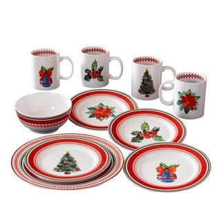 noelle 16pc dinnerware set