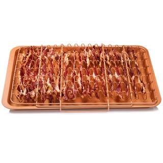 Gotham Steel XL Healthier Non-stick Bacon Bonanza Tray