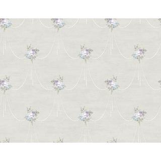 Crossed Bouquets Wallpaper