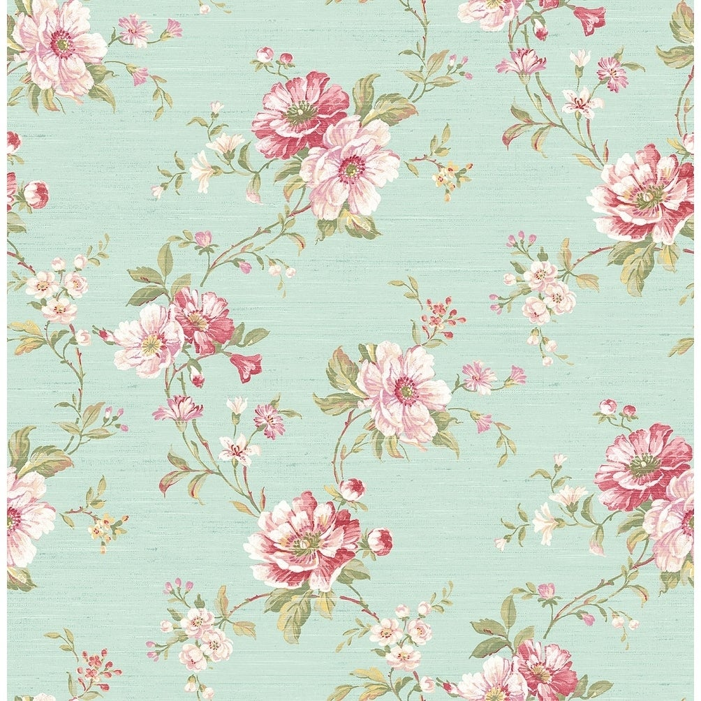 Shop Delicate Bloom Wallpaper On Sale Free Shipping Today