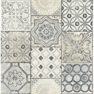 Moroccan Tile Wallpaper