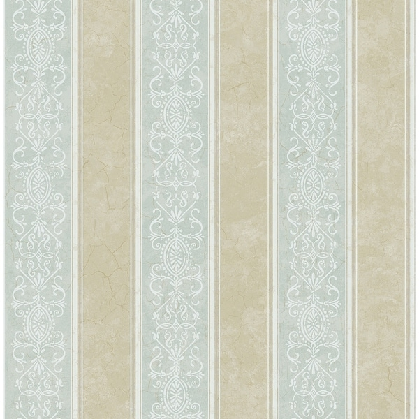 Manor House Stripe Wallpaper