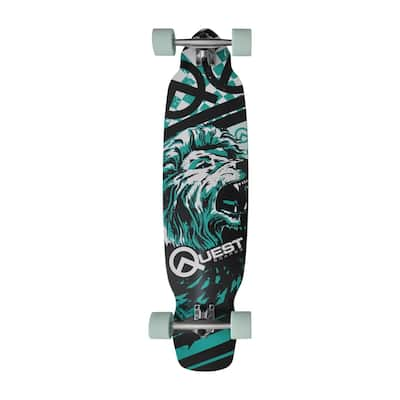 "Pride 40"" Longboard Skateboard"
