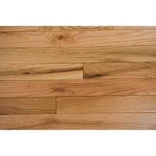 """Switzer Collection Solid Hardwood in Natural - 2-1/4"""" (24sqft/case)"""