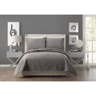 Ayesha Curry Cotton Velvet Quilt
