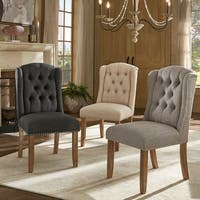 Buy Wingback Chairs, Traditional Kitchen & Dining Room ...