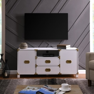 The Curated Nomad Goulet Media TV Stand