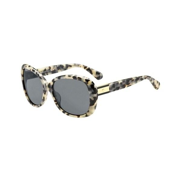 de86864683 Shop Kate Spade Judyann P Women Sunglasses - Free Shipping Today - Overstock  - 25576132