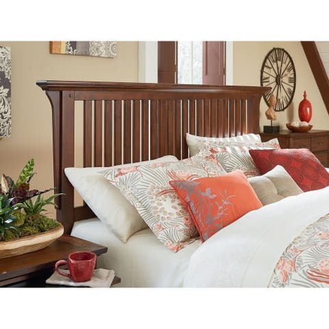 Modern Mission King Headboard