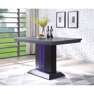 ACME Bernice Counter Height Table in Black