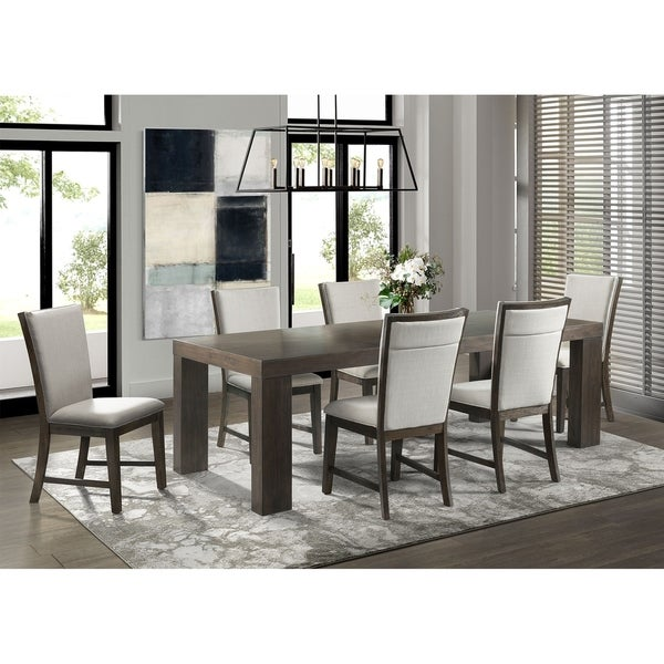 Dining Table 6 Chairs Sale: Shop Picket House Furnishings Jasper 7PC Dining Set-Table