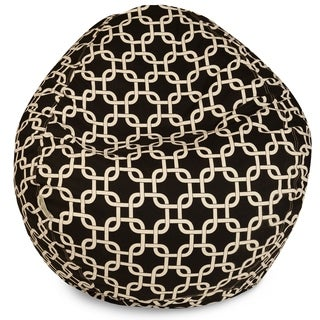 Majestic Home Goods Links Large Classic Bean Bag Chair