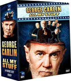 George Carlin: All My Stuff (DVD)