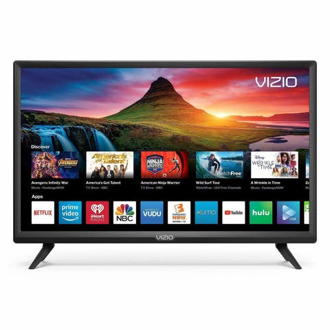 "VIZIO SmartCast D D24H-G9 23.5"" Smart LED-LCD TV - HDTV"