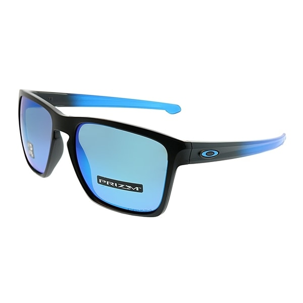 d096ceb7bf Oakley Square OO 9341 Sliver Xl 13 Unisex Sapphire Fade Frame Prizm Ruby  Lens Sunglasses