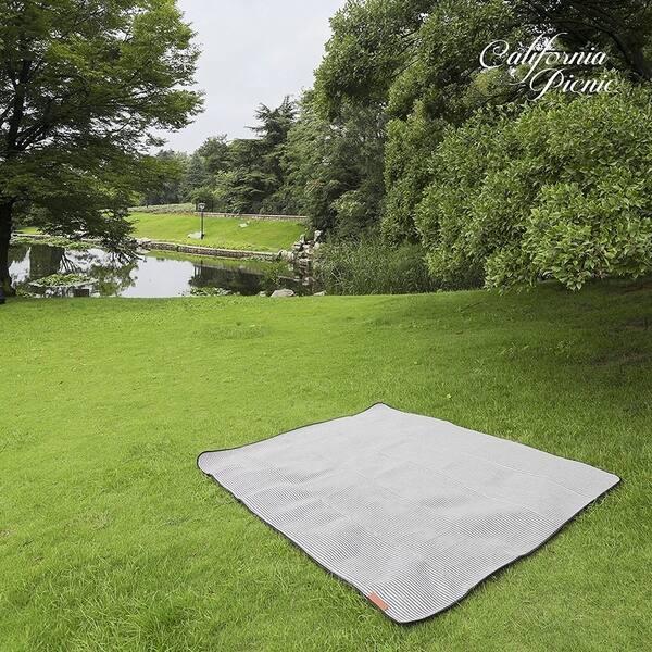 Draizee Extra Large Picnic Blanket