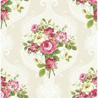 Catch the Bouquet Wallpaper
