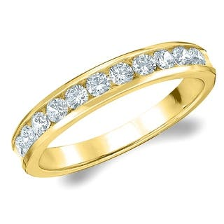 .50 CT Classic Cultured Diamond Ring, E-F Color / VS Clarity