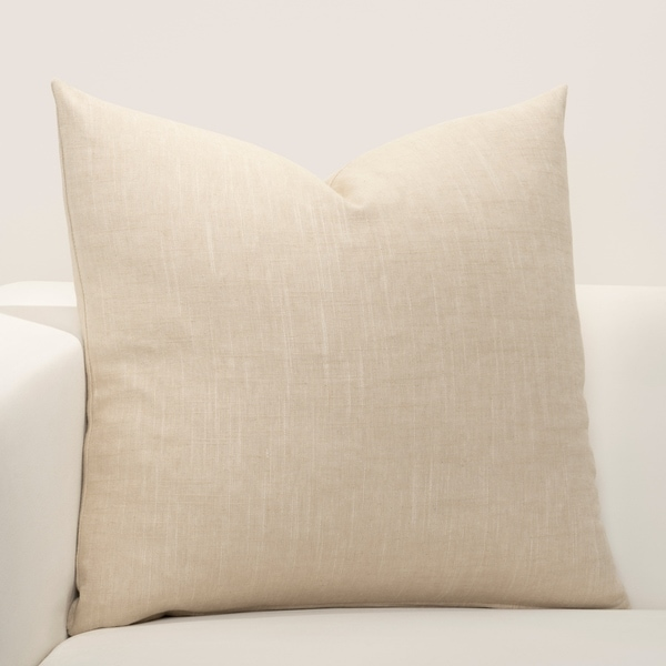 F Scott Fitzgerald Afternoon Cafe Cream Accent Throw Pillow