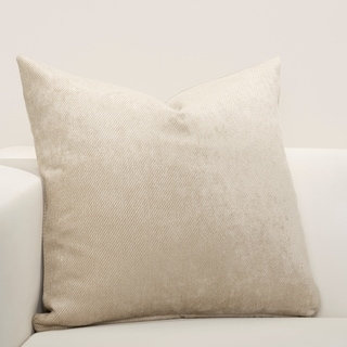 F Scott Fitzgerald Rhythm And Rhyme Cream Accent Throw Pillow