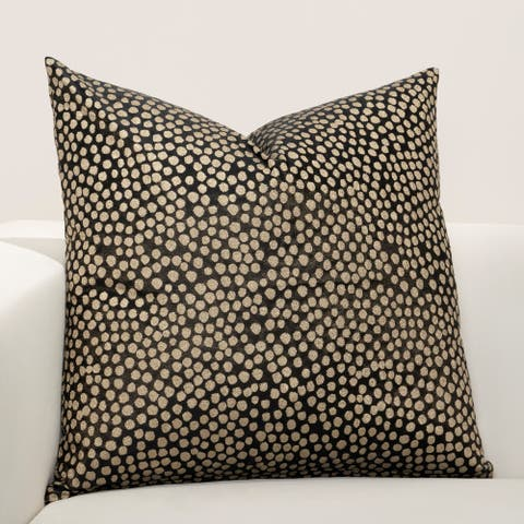 F Scott Fitzgerald Night Fizz Accent Throw Pillow