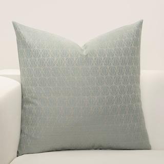F Scott Fitzgerald Star Attraction Mist Accent Throw Pillow