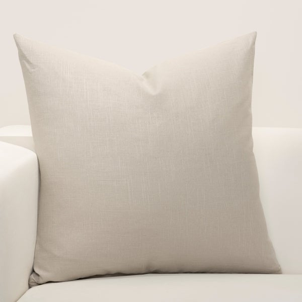 F Scott Fitzgerald Afternoon Cafe Oat Accent Throw Pillow