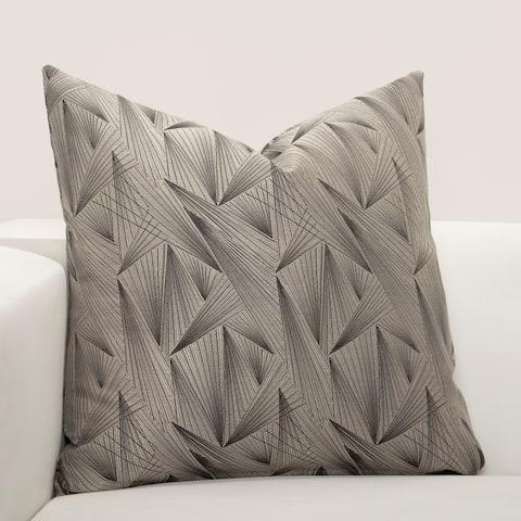 F Scott Fitzgerald Fine Point Graphite Accent Throw Pillow