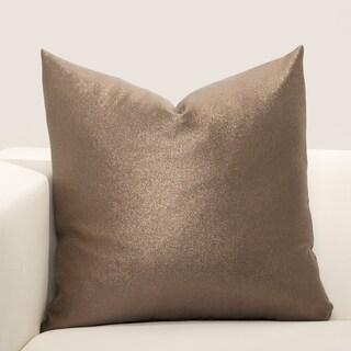 F Scott Fitzgerald Rendezvous Copper Rose Accent Throw Pillow
