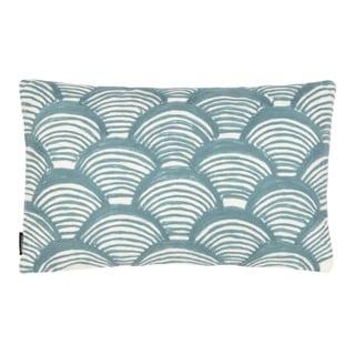 Safavieh Mila Decorative Pillow -Beige/Blue