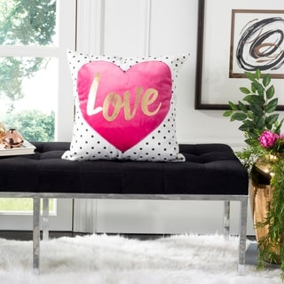 Safavieh Pure Love Decorative Pillow -Assorted