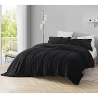Coma Inducer Duvet Cover - Plush - Black