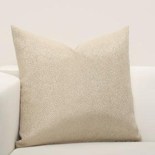 F Scott Fitzgerald Effervescent Champagne Designer Throw Pillow
