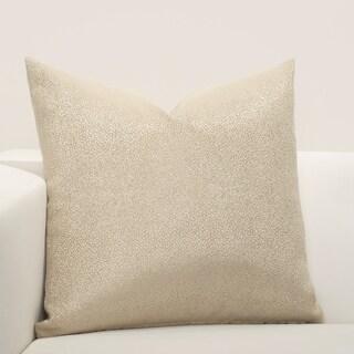 F Scott Fitzgerald Efferescent Champagne Accent Throw Pillow