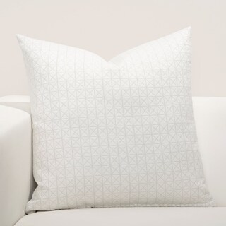 F Scott Fitzgerald Manuscript Silver Accent Throw Pillow