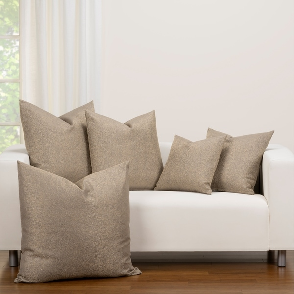F Scott Fitzgerald Effervescent Spa Designer Throw Pillow