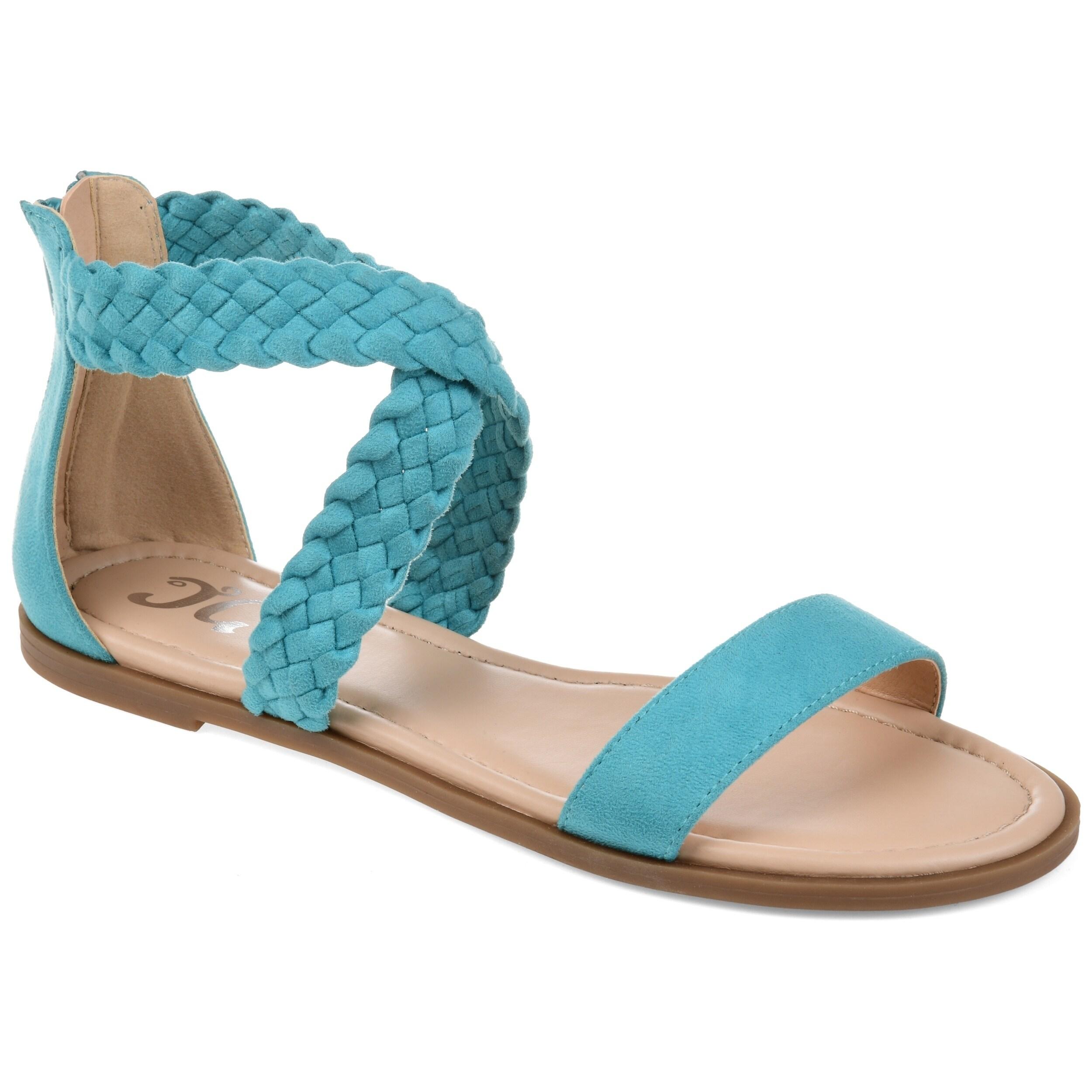 4cdf722716bb Buy Grey Women s Sandals Online at Overstock
