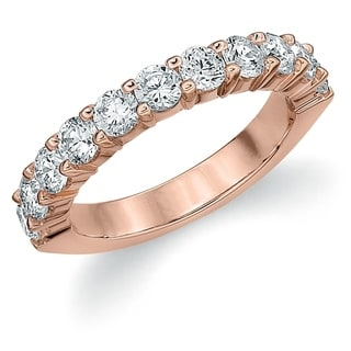 1 5 CT Prong Set Cultured Diamond Ring Sparkling E F Color VS Clarity