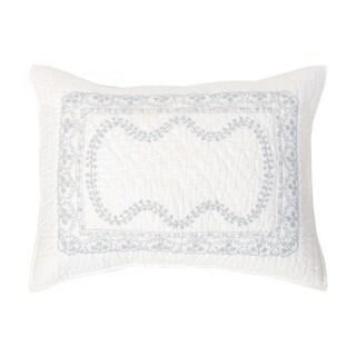 Asmee Hand Stitched Cotton Sham